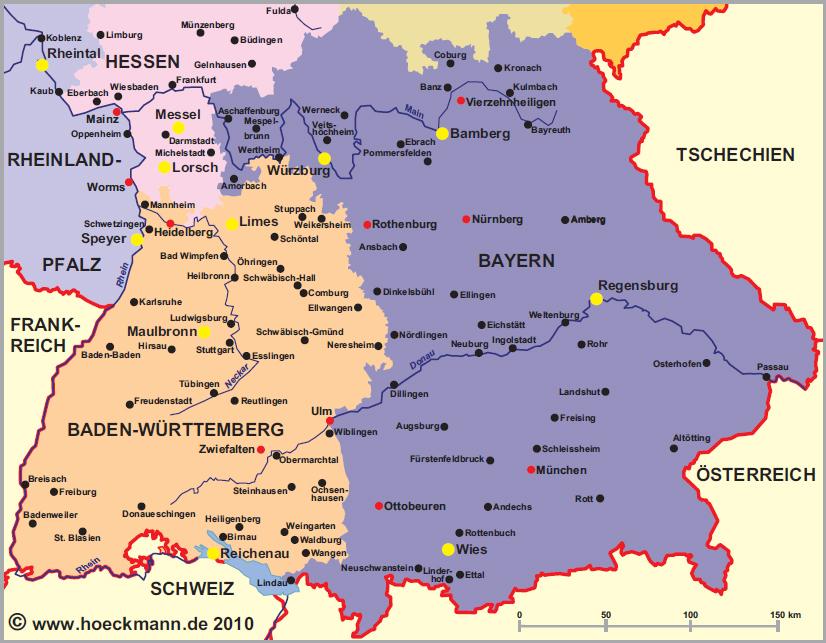 Bayern Baden Württemberg